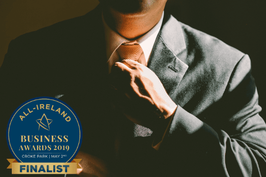 All-Ireland Business Awards 2019 - Technology & CRM Thought Leader Categories
